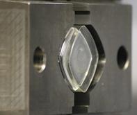 シリコーングラス用金型